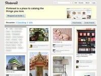 Pinterest. Outil de curation visuelle.