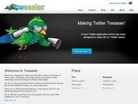 Tweasier. Veille et analyse de votre activite sur Twitter.