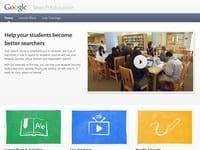 Google Search Education. Cours et methodes de recherche pour les etudiants.