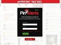 PinAlerts. Outil de veille pour le reseau Pinterest.
