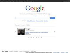Le nouveau Google Trends