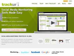 Trackur. Surveiller votre reputation en ligne.