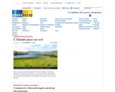 Presseurop. Une selection de la presse européenne.