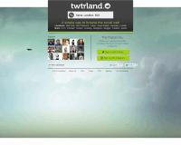 Twtrland. Annuaire intelligent pour Twitter