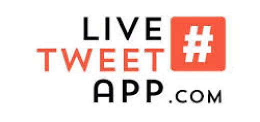 Livetweetapp
