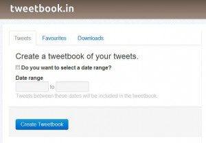 Tweetbook ebook avec tweets
