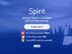 TwitterSpirit