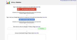 Allmy+ Google