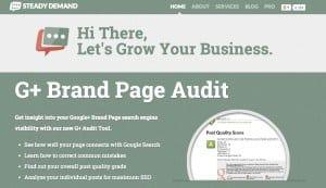 Steady demand Google+